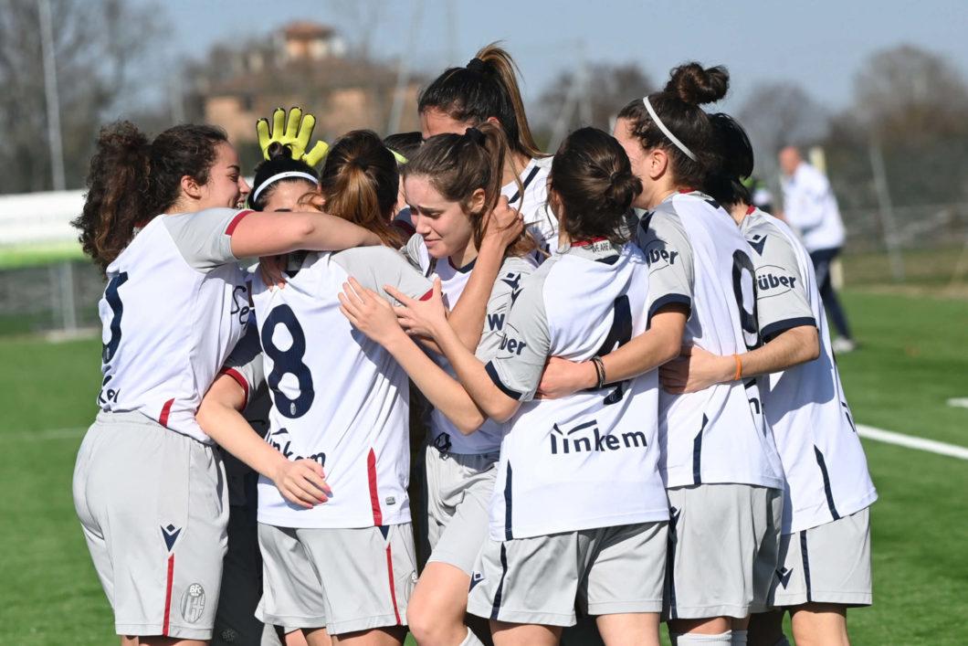 calciatrici Bologna Calcio femminile