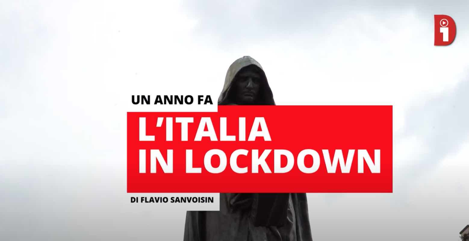 copertina italia lockdown