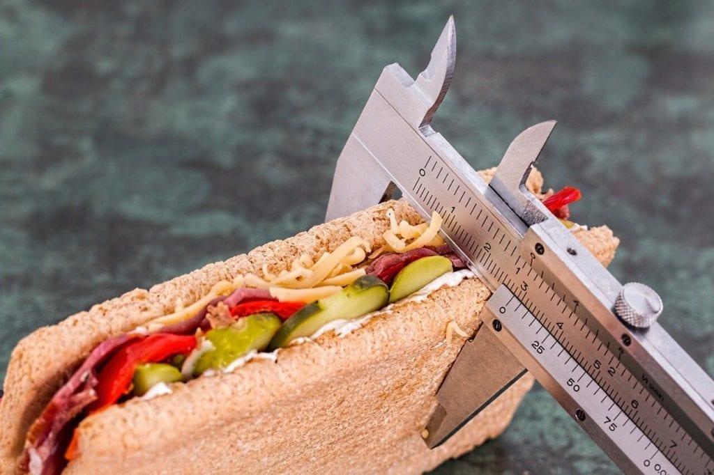 Panino dieta obesità