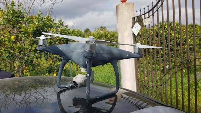 drone carcere siracusa