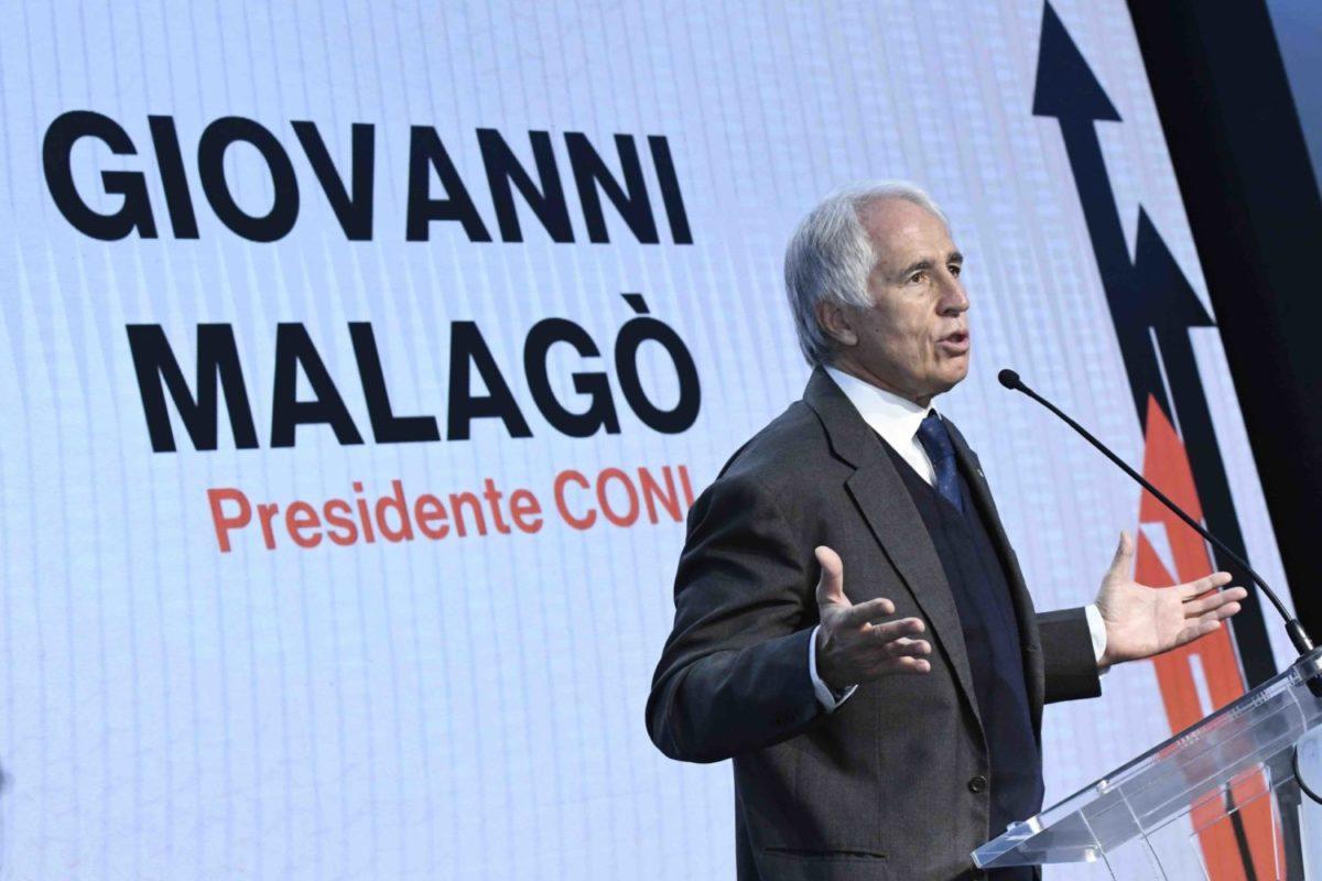 GIOVANNI MALAGO' CONI