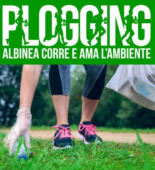 plogging albinea reggio emilia