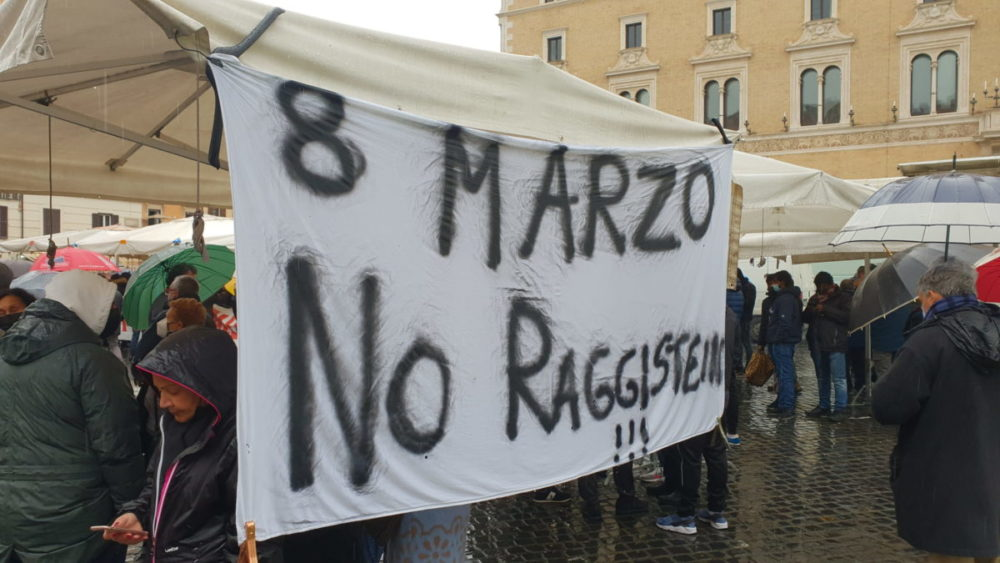 protesta_ambulanti_piazza_venezia