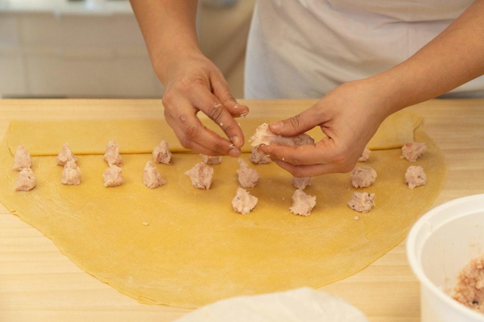sfogline bologna pasta fresca tortellini