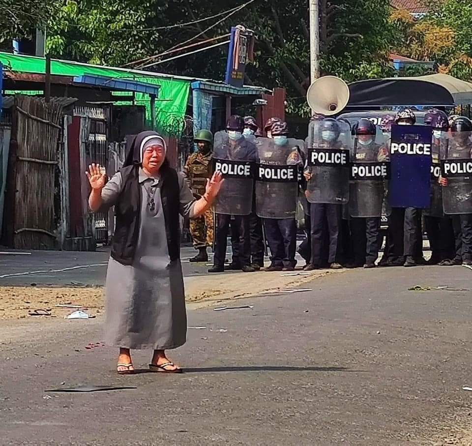 suor Ann Nu Thawng Myanmar