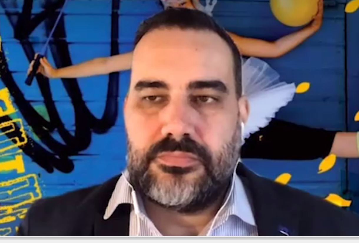 tiziano pesce presidente nazionale Uisp