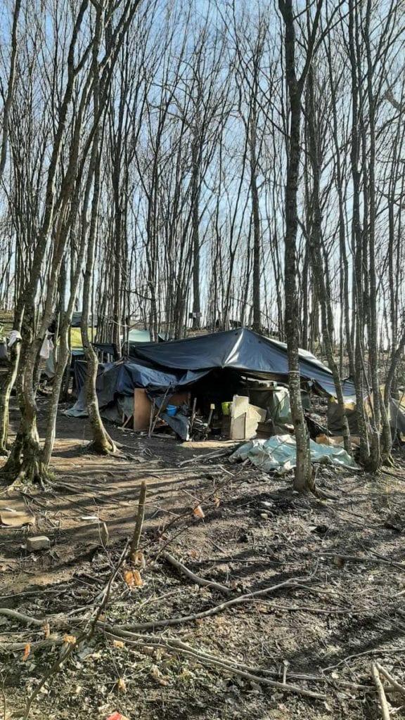 rotta dei balcani campi profughi rifugiati migranti