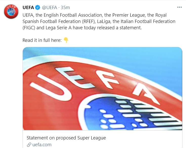 uefa superlega