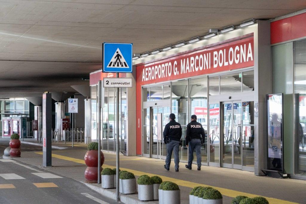 punto tamponi aeroporto marconi bologna