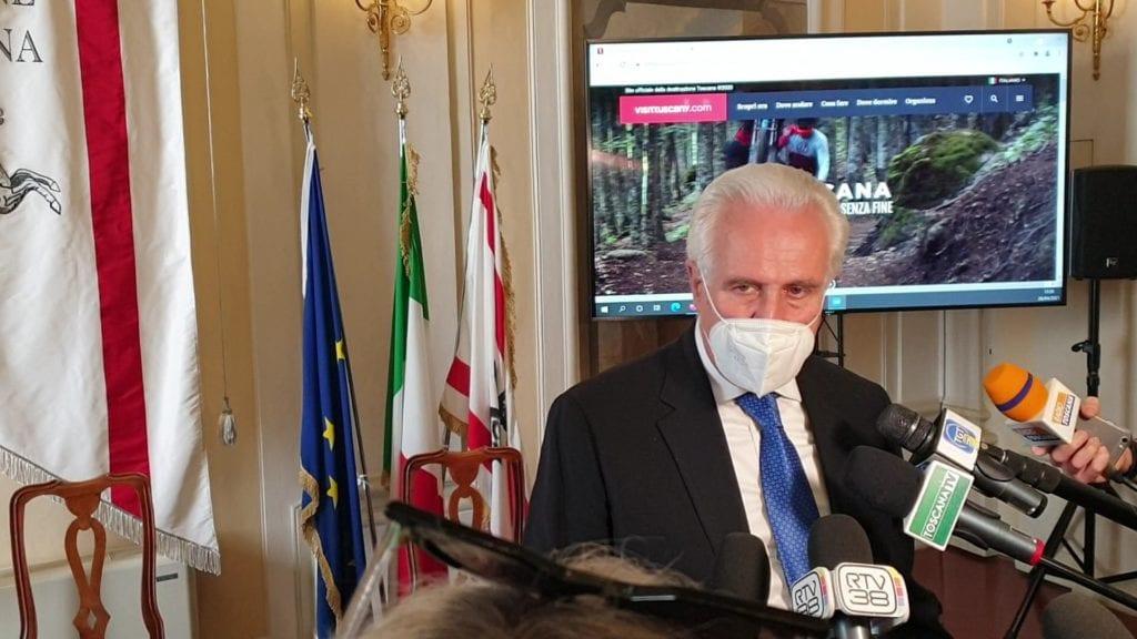 Eugenio Giani presidente toscana