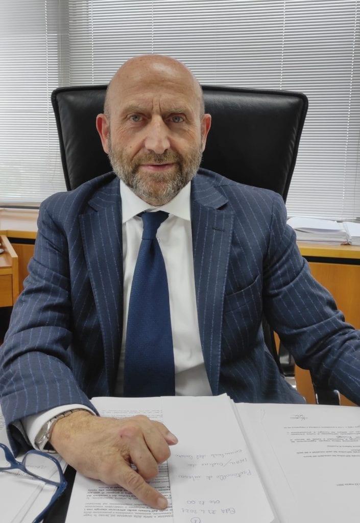 Franco Bettoni presidente dell'Inail