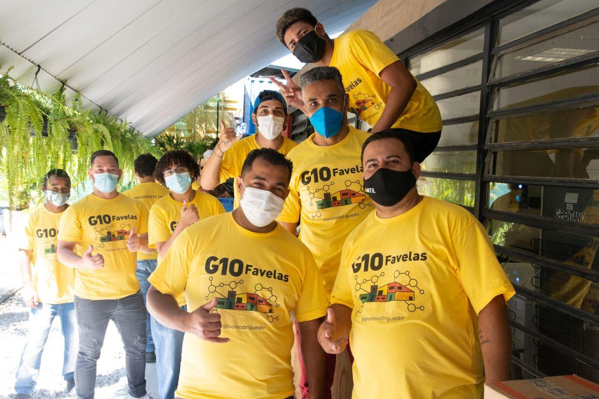 G10 Favelas Brazil
