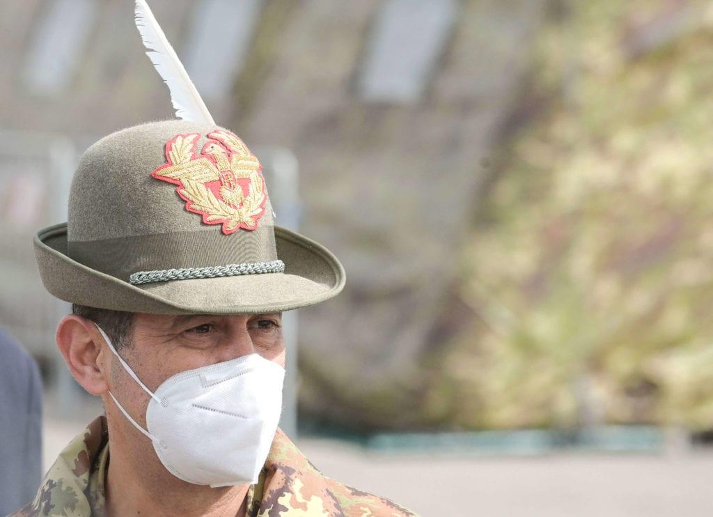 commissario straordinario all'emergenza Covid-19 Francesco Paolo Figliuolo