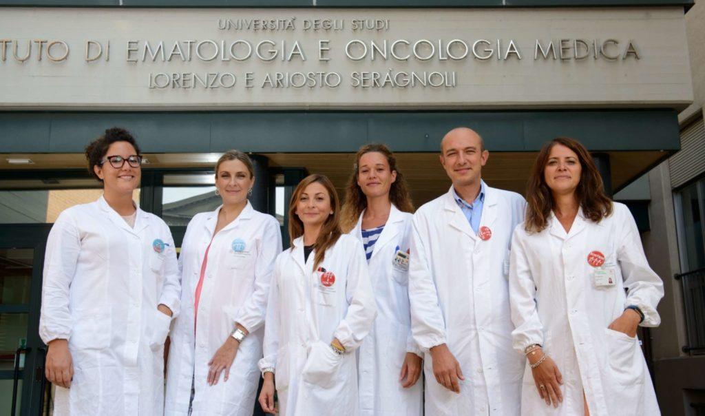 'Istituto di Ematologia 'L. e A. Seragnoli' bologna