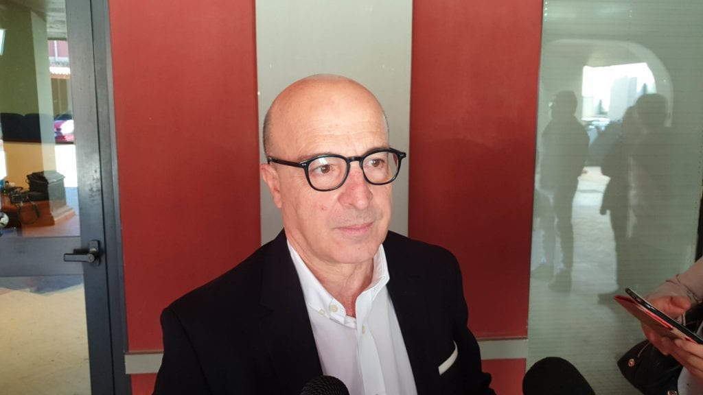 Mario Nieddu assessore sanità sardegna