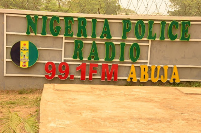 nigeria police radio