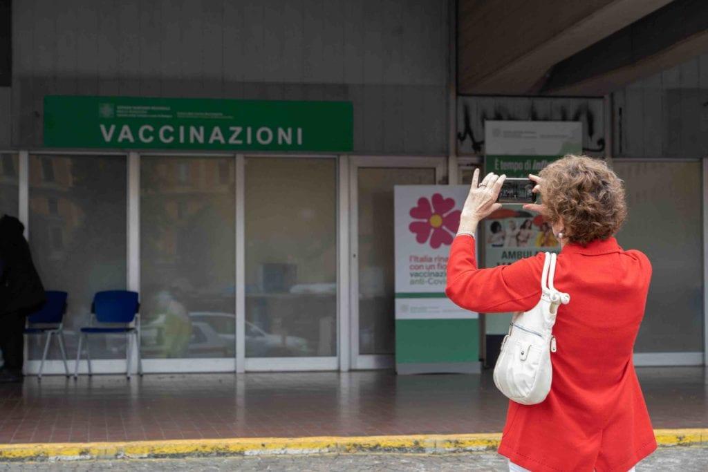 autostazione bologna hub vaccino covid 2