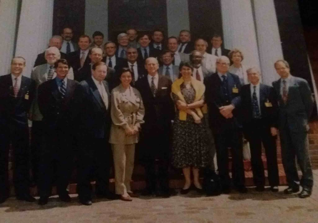 board WWF Internazionale e WWF Italia