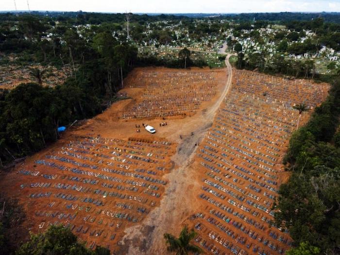 brasile vittime