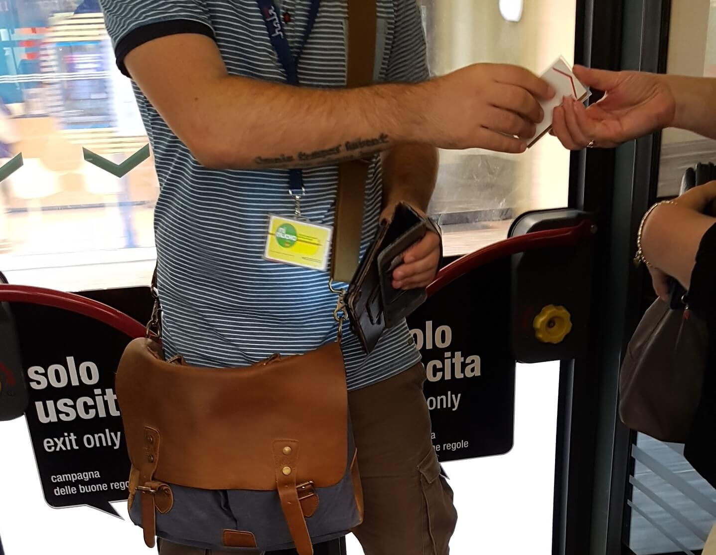 controllore autobus bologna