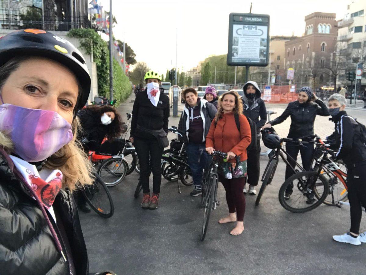 femministe col ciclo