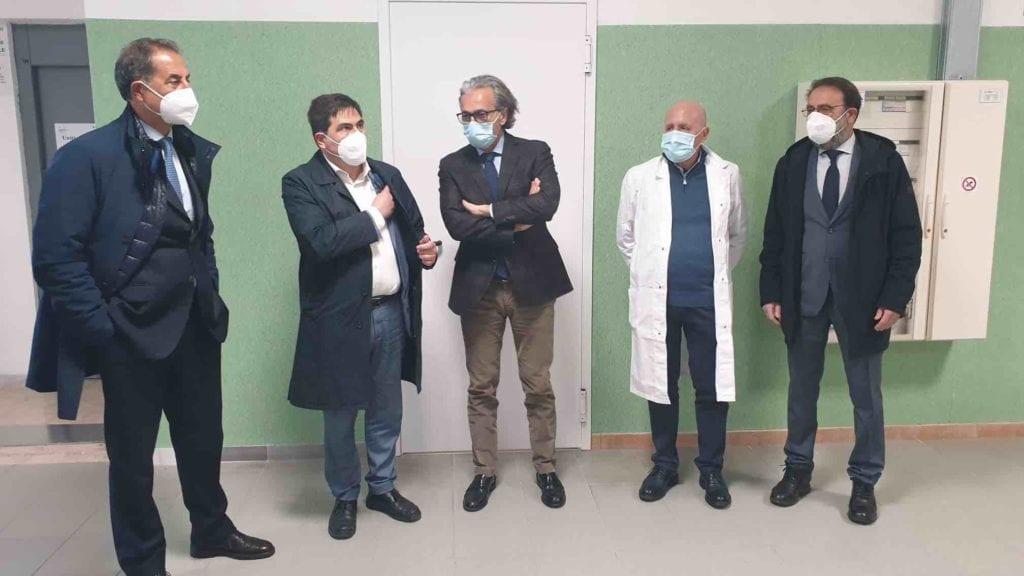inaugurazione ospedale anzio