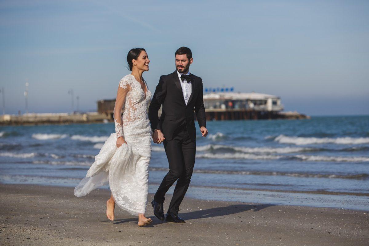 matrimonio spiaggia rimini