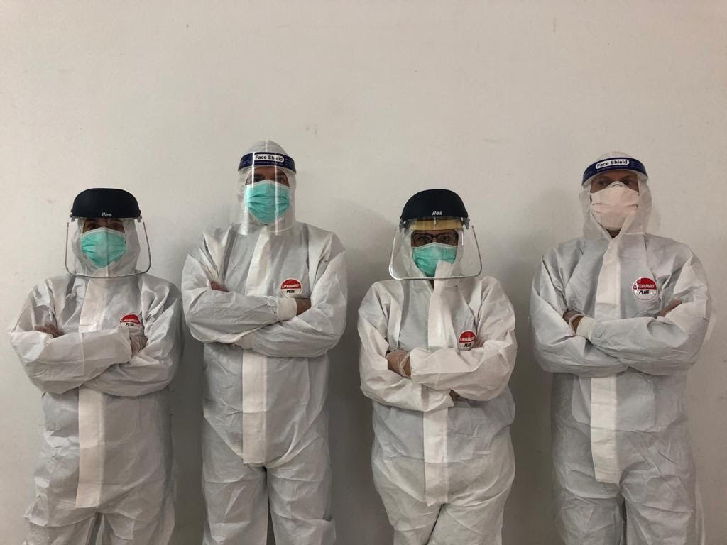 medici covid coronavirus