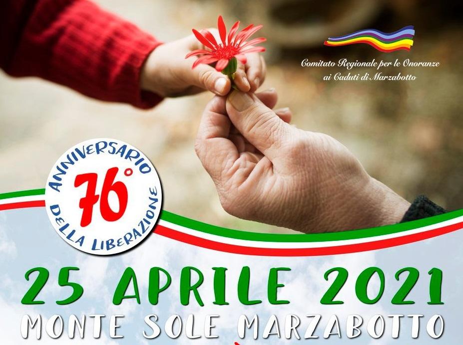 monte sole resistenza 25 aprile