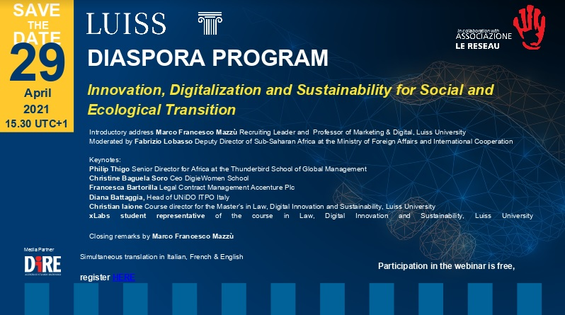 programma diaspore