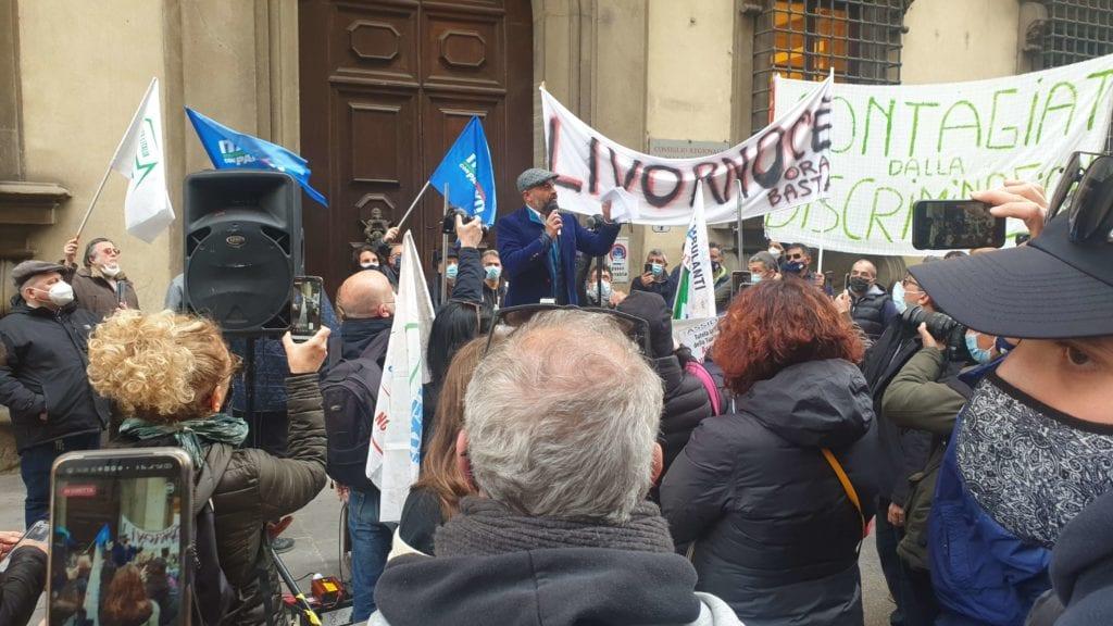 protesta ambulanti firenze