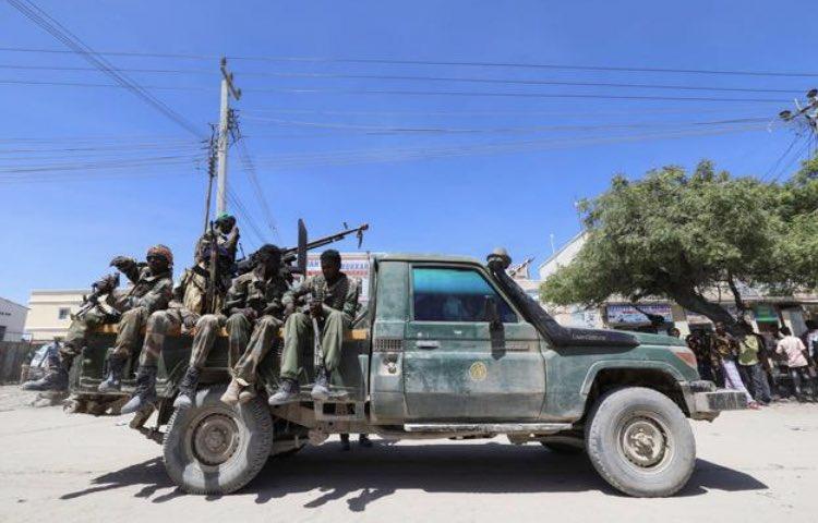 somalia esercito