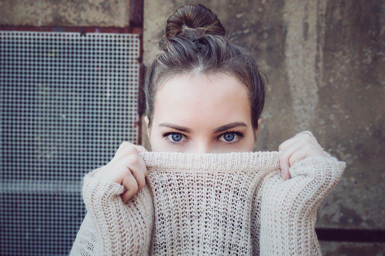 occhio donna volto pixabay