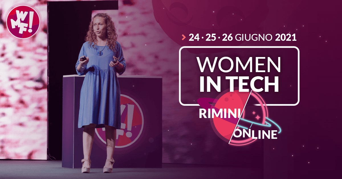 women in tech bologna rimini