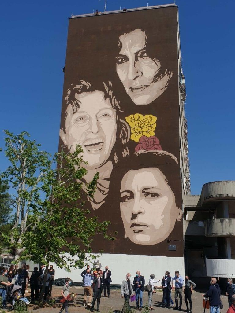murale anna magnani