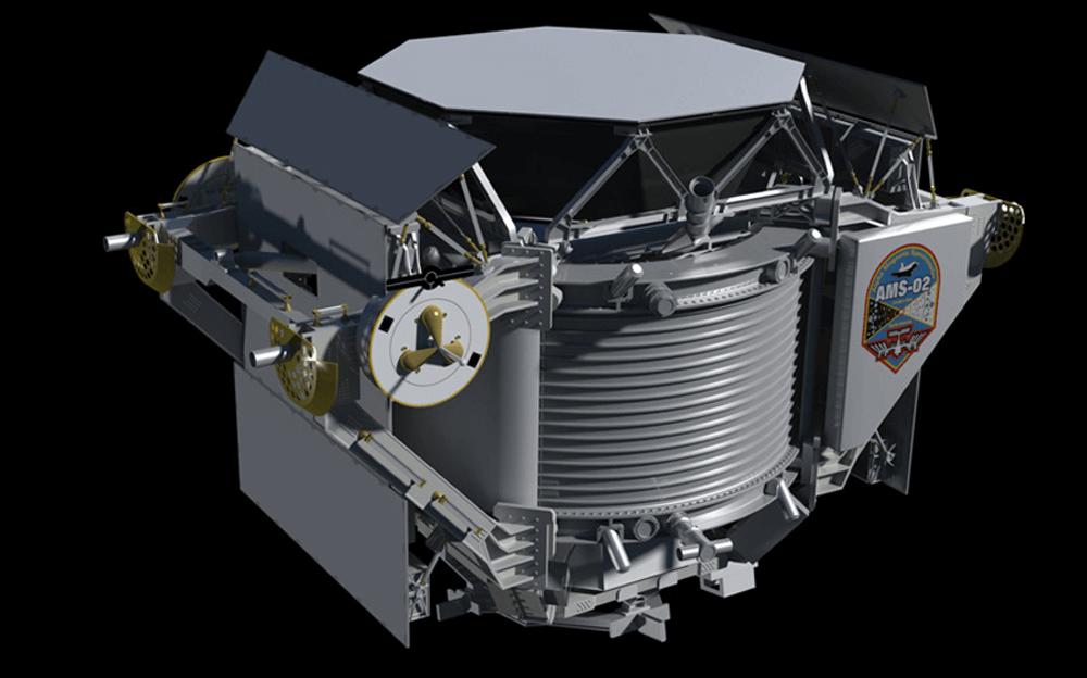 AMS-02 rendering(1)
