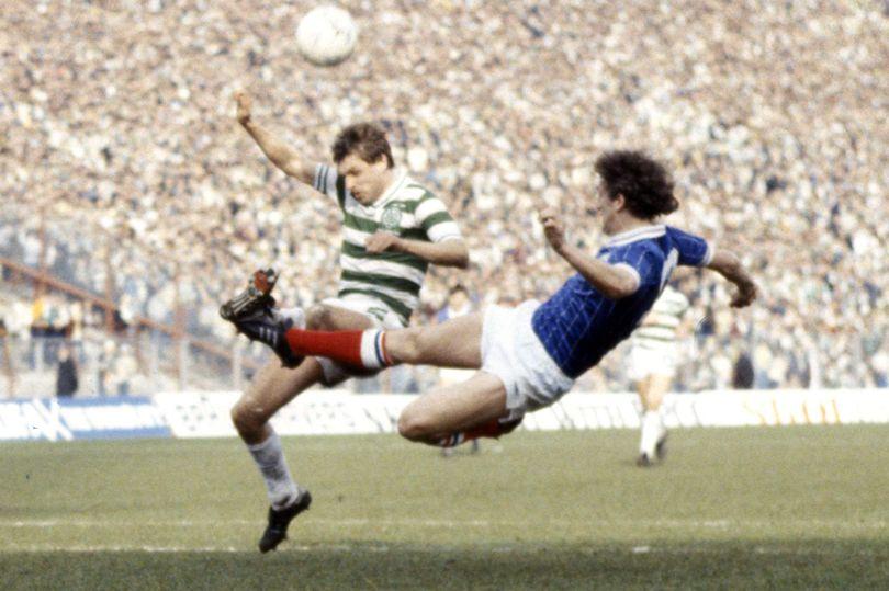 Celtic-Rangers, una finale di Coppa del 1984
