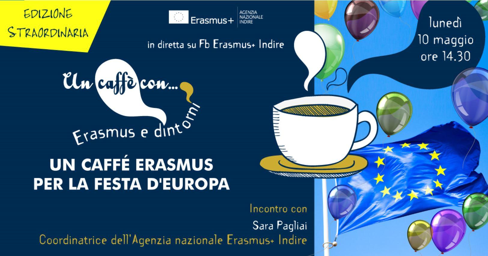 EVENTO ERASMUS Caffè con…