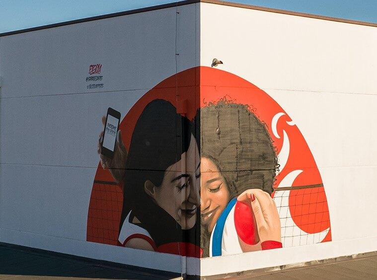 Etsom murales modena progetto Bloodartists