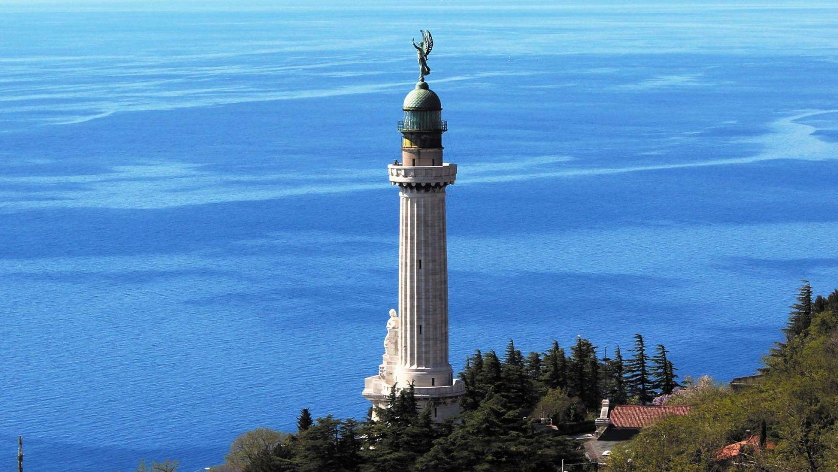 Faro della Vittoria a Trieste