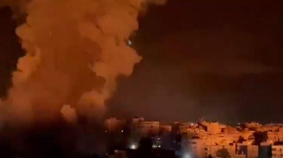 GAZA_BOMBARDAMENTI