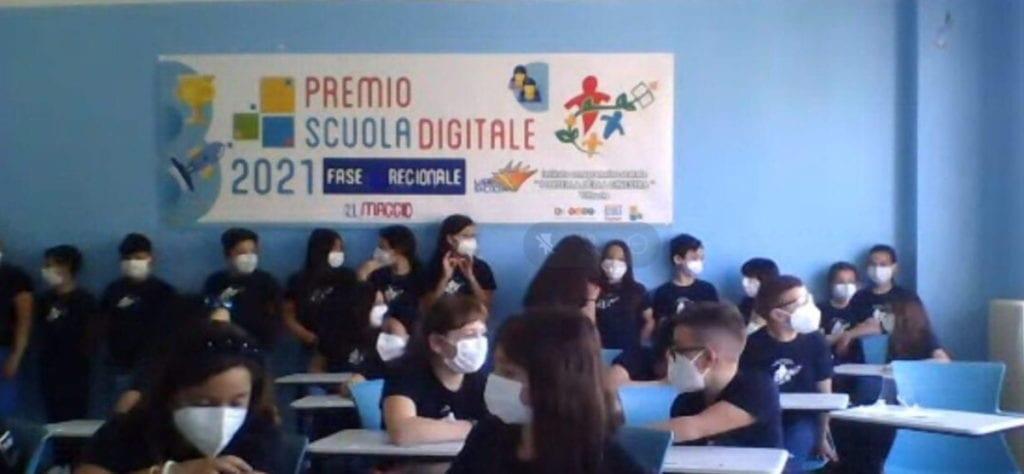 IC Portella della Ginestra Premio Regionale Scuola Digitale