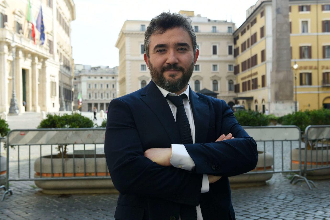 presidente della commissione Agricoltura alla Camera, Filippo Gallinella Imagoeconomica_1298656 (1)