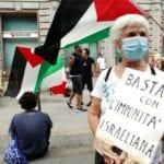 """Solidarietà alla Palestina dopo bombardamento su Gaza, anche Pd e M5s contro Israele: """"Reazione sproporzionata"""""""
