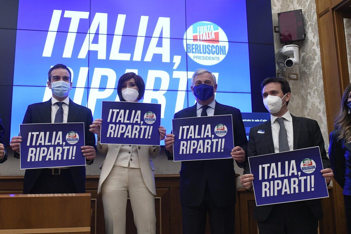 forza italia occhiuto