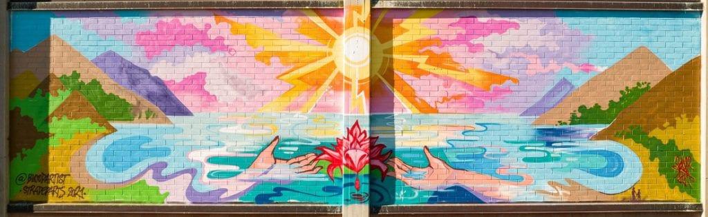 KIV murales modena progetto Bloodartists