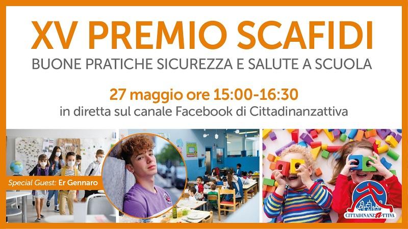 Premio Buone Pratiche Vito Scafidi