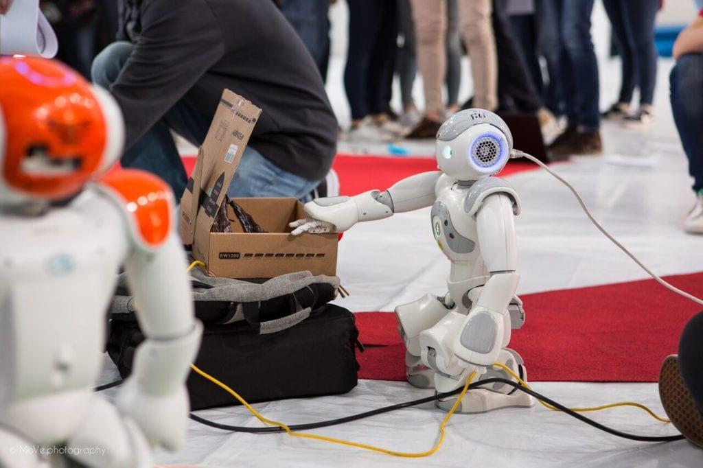 Robot Università di Bologna