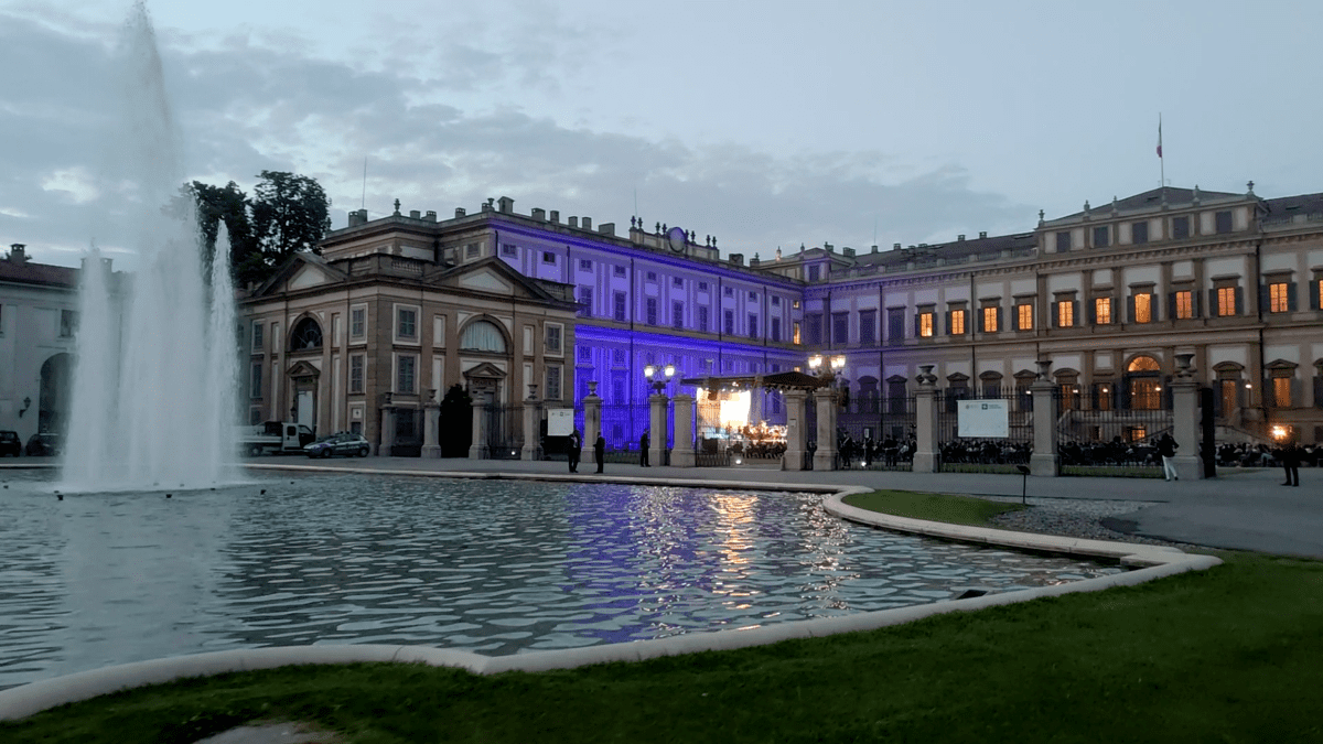 villa monza
