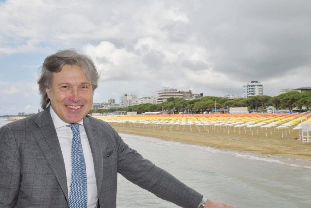 Sergio Emidio Bini assessore alle Attività Produttive e turismo friuli venezia giulia